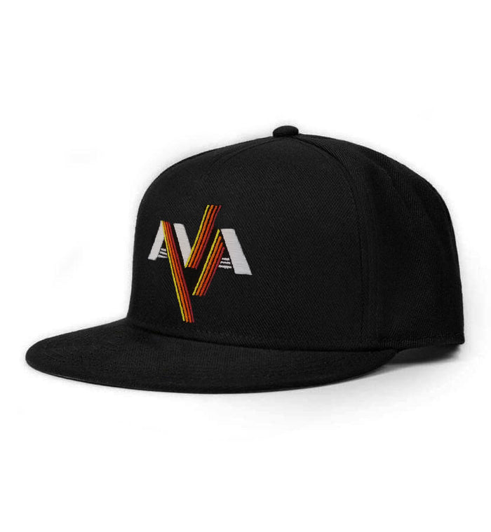 Angels and Airwaves Stripes Band Logo Hat Black - To The Stars...
