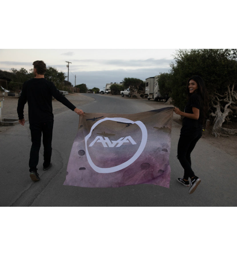 Angels and Airwaves Tour Backdrop Tapestry - To The Stars...