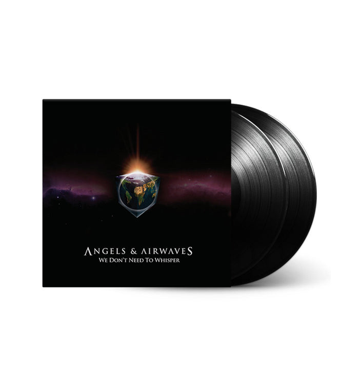 Angels and Airwaves We Don't Need To Whisper 2XLP 180g Black - To The Stars