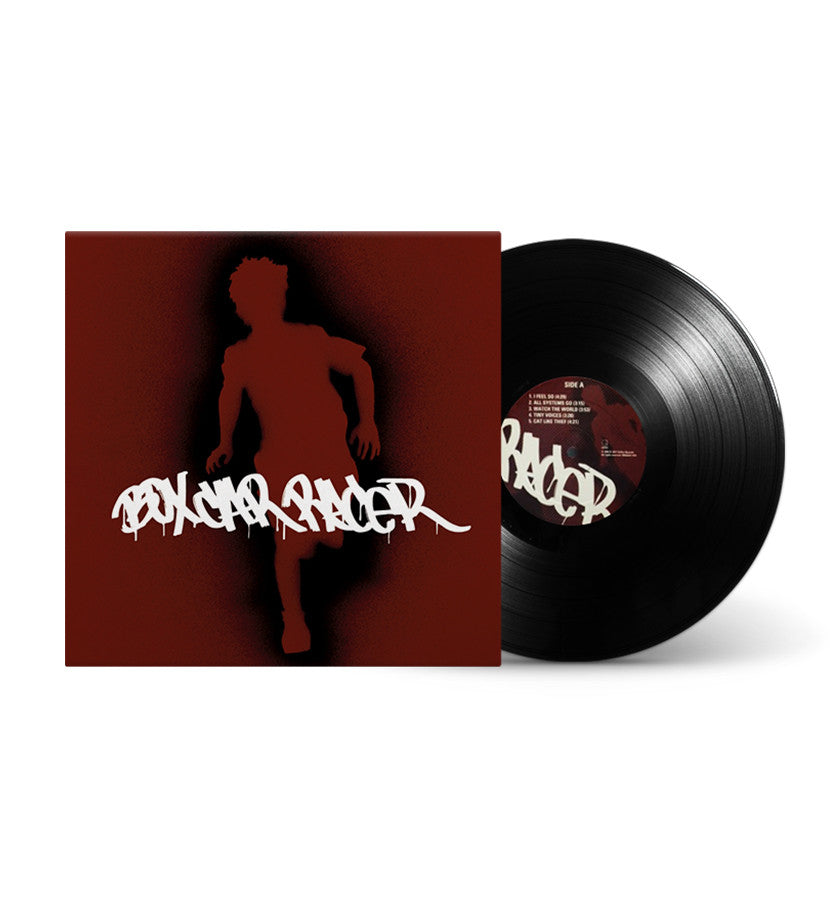 Box Car Racer 15th Anniversary 120g Black Vinyl - To The Stars...