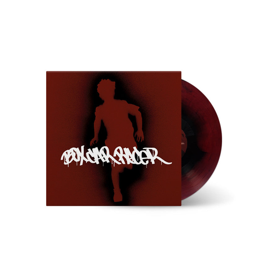 Box Car Racer 15th Anniversary Limited Edition Color Vinyl