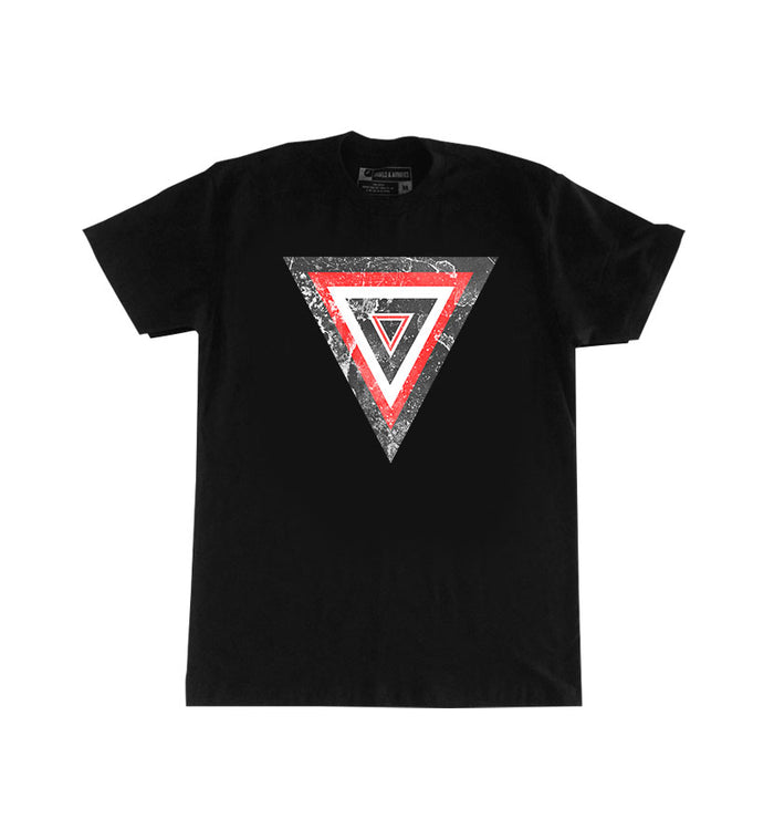 Distressed Valkrys T-Shirt