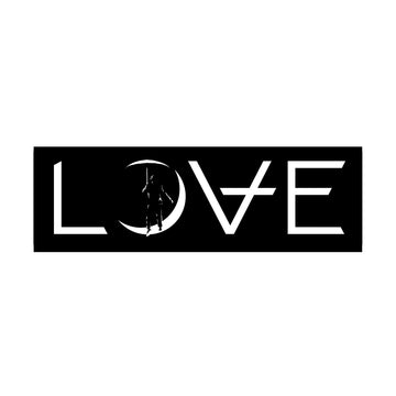 LOVE Movie Bumper Sticker