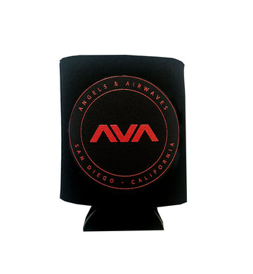 EDMPL Koozie Black/Red