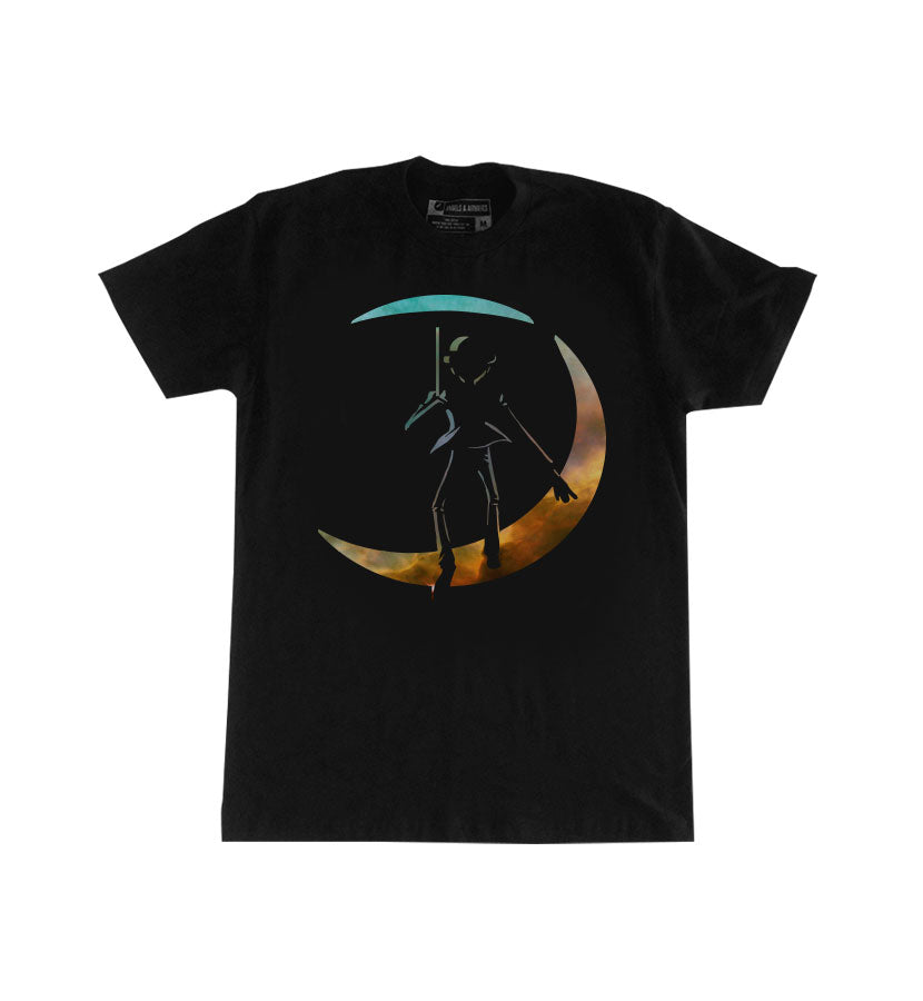 Original Icon Nebula T-Shirt Black