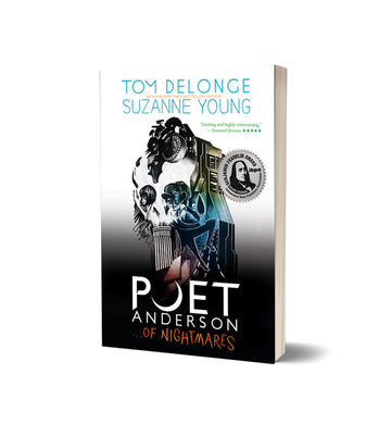 Poet Anderson ...Of Nightmares Paperback - To The Stars...