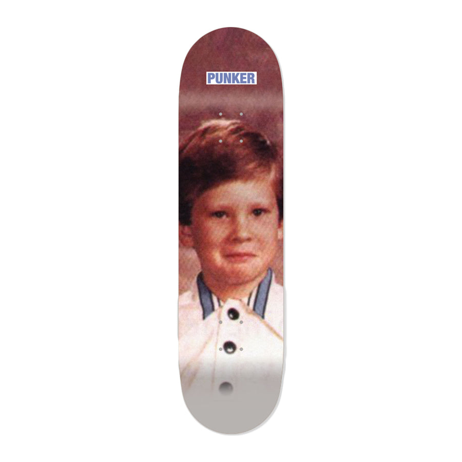 Tom DeLonge Evolution Skateboard Series: Punker
