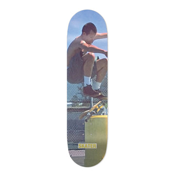 Evolution Skateboard Series: Skater