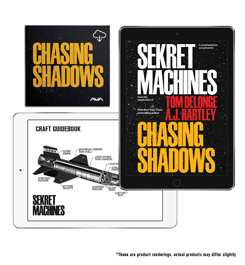 Sekret Machines Chasing Shadows Digital - To The Stars - 2