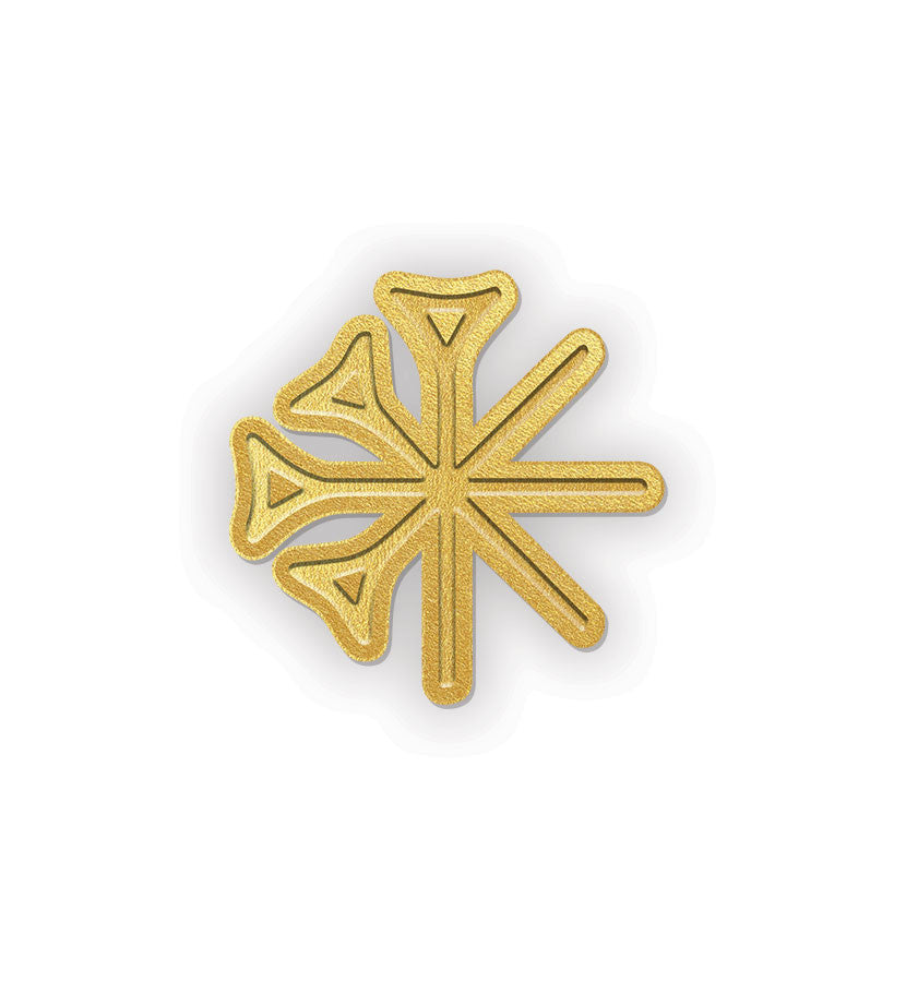 Sekret Machines Gods Star Lapel Pin - To The Stars...