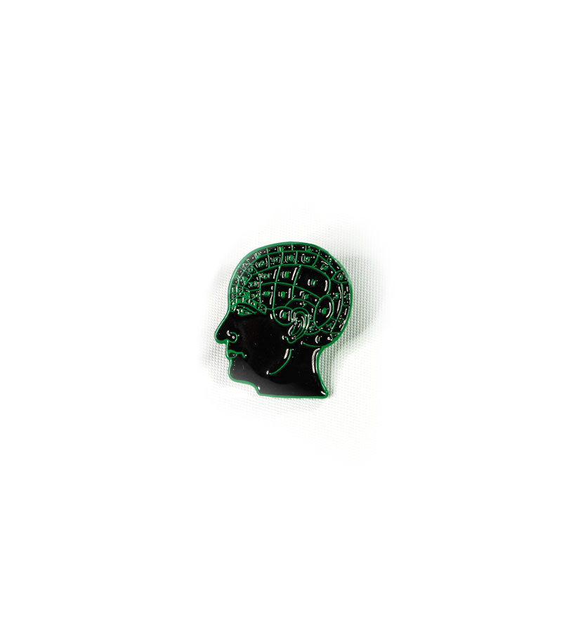 Sekret Machines Man Lapel Pin Black - To The Stars...