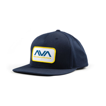 Approach Patch Snapback Navy