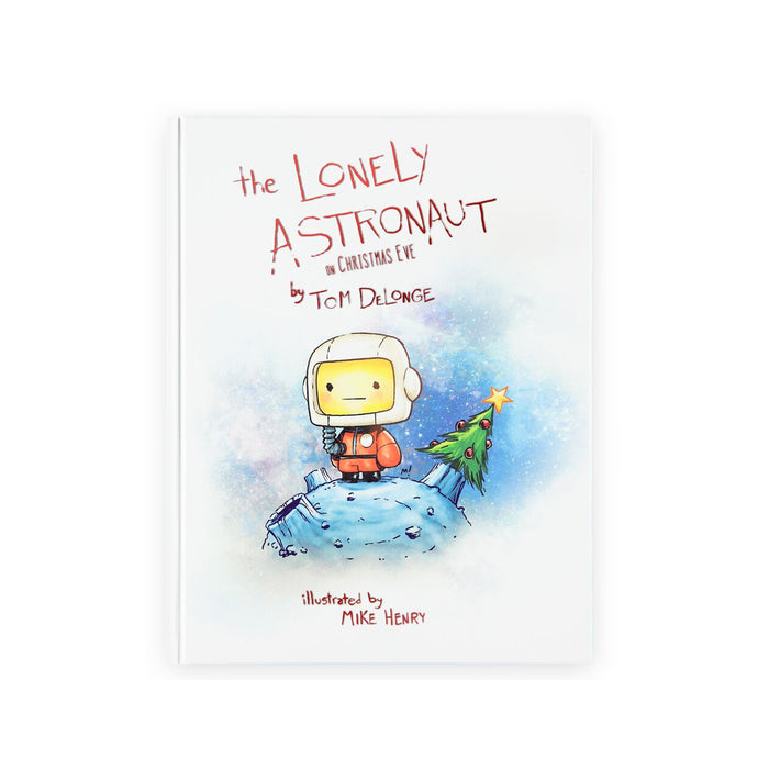 The Lonely Astronaut On Christmas Eve 2017 Edition - To The Stars...