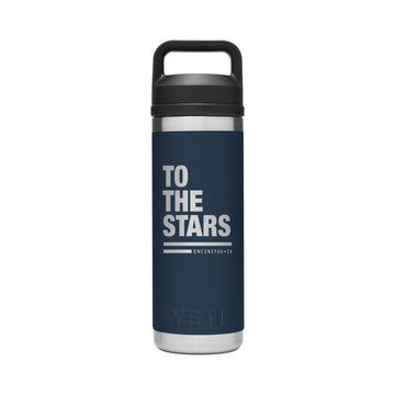 To The Stars Inc. Vintage Bars Yeti Rambler 26 oz Bottle Navy - To The Stars...