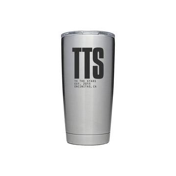 To The Stars Inc. Acronym Yeti Rambler 20oz Tumbler Steel - To The Stars...