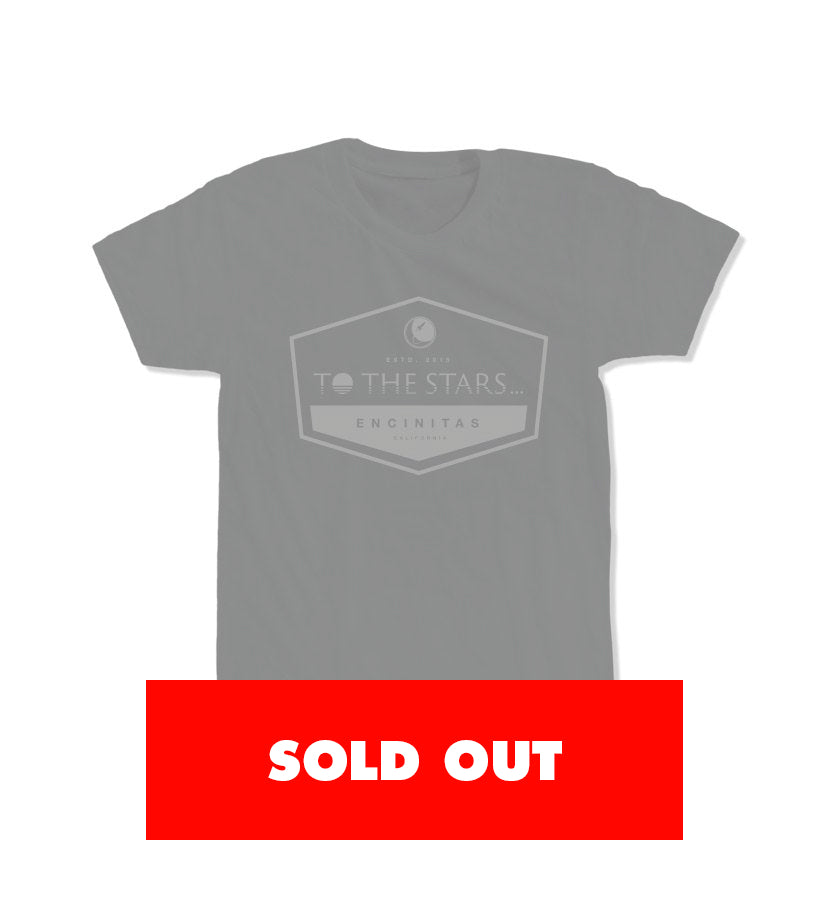 To The Stars... Established T-Shirt Black - Sold Out - To The Stars...