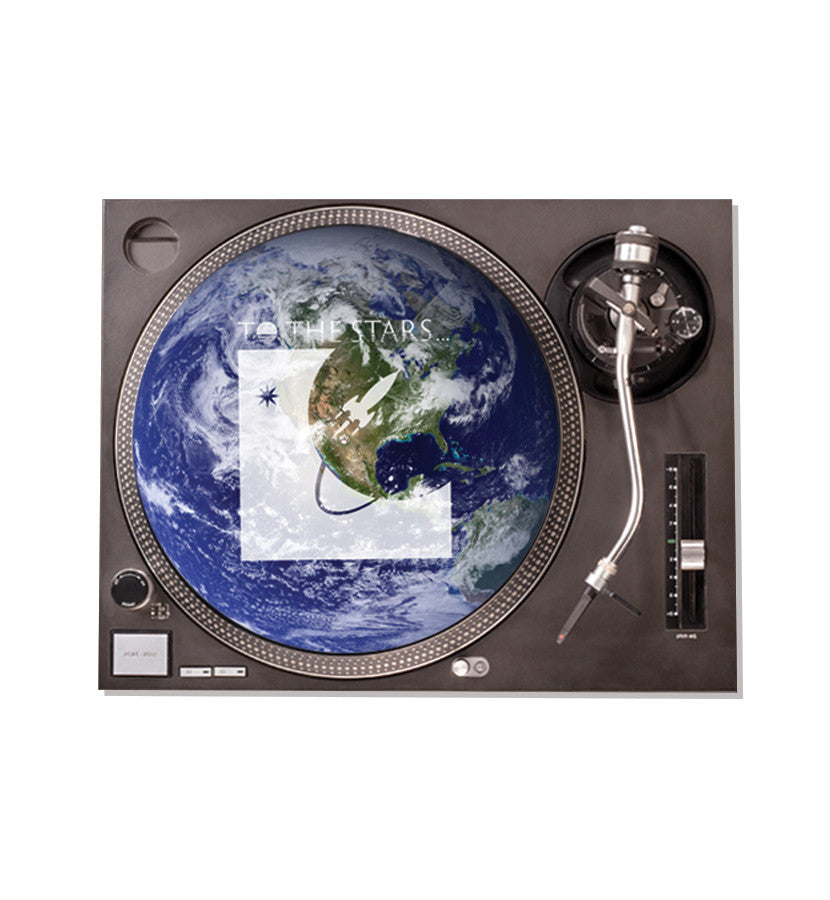 To The Stars... Full Icon Earth Slipmat - To The Stars...