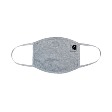 To The Stars Inc. Full Icon Face Mask Heather Grey - To The Stars...