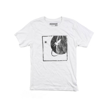 Full Icon Foil T-Shirt White