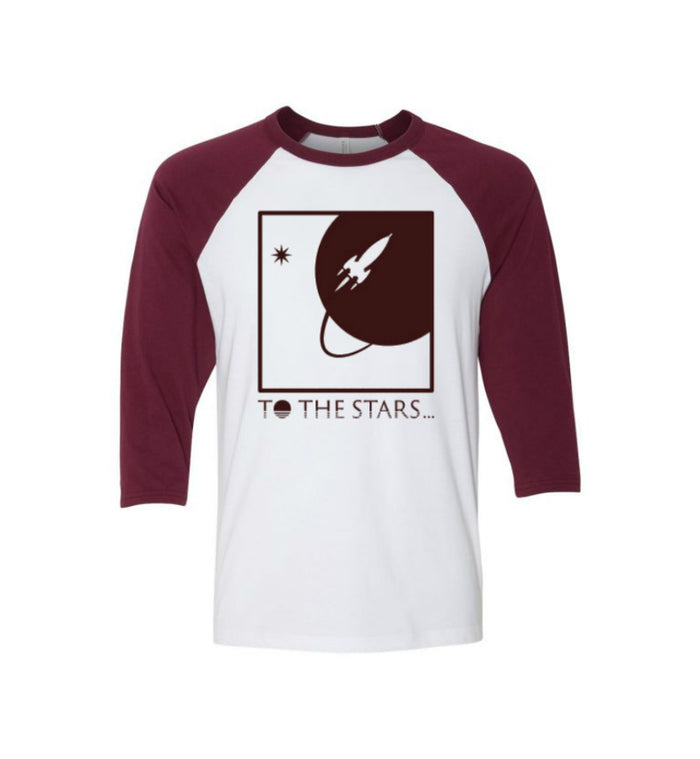 Full Icon Unisex Raglan