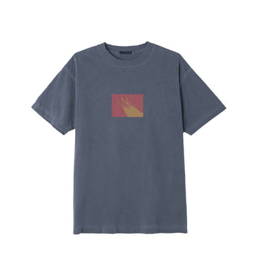 Glitch Launch T-Shirt Charcoal
