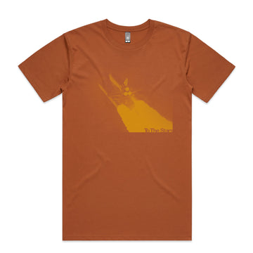 Glitch Tone T-Shirt Copper