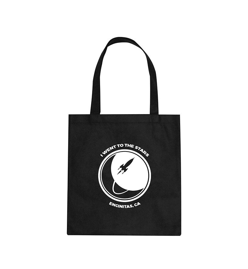 To The Stars Inc.-I Went To The Stars Tote Bag-To The Stars...