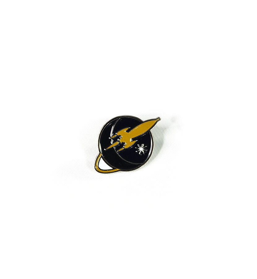 To The Stars Inc. Liftoff Logo Lapel Pin - To The Stars...
