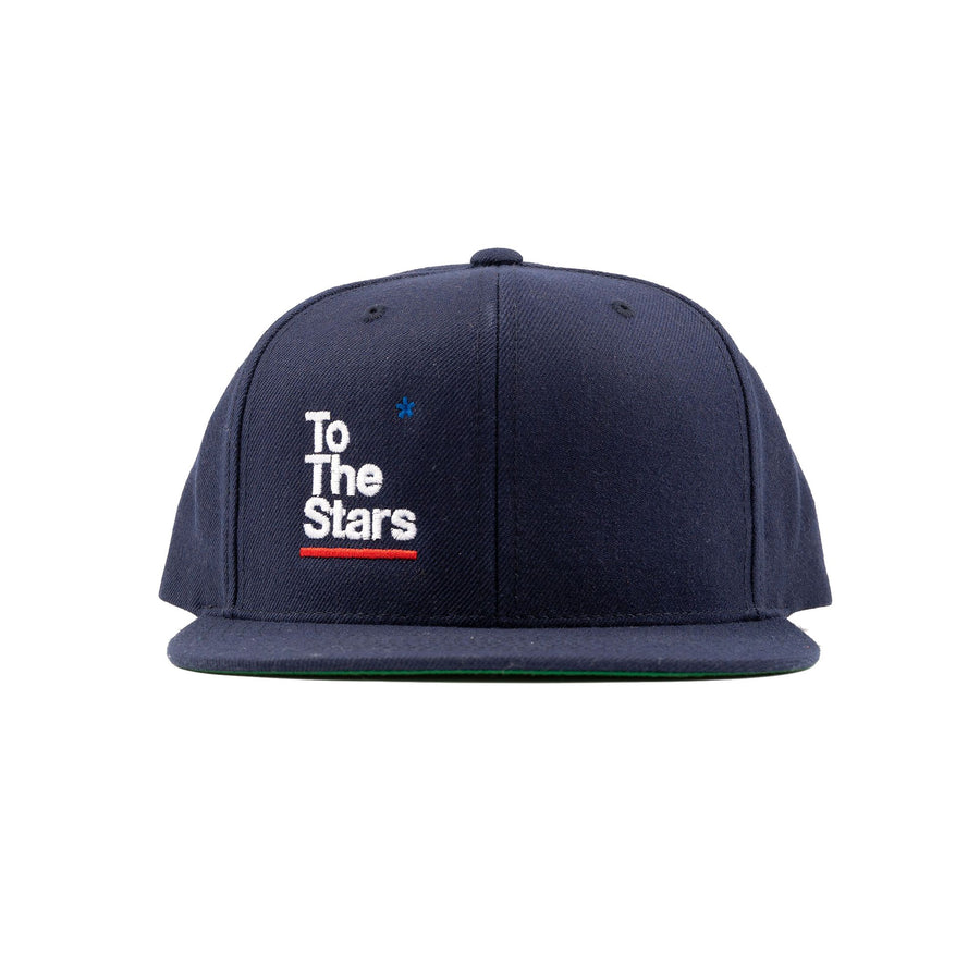 Package Snapback Hat Navy