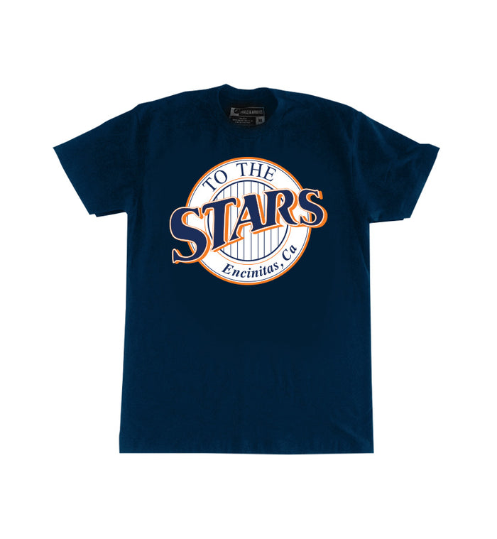 To The Stars... Spaceball Club T-Shirt Midnight Navy - To The Stars...