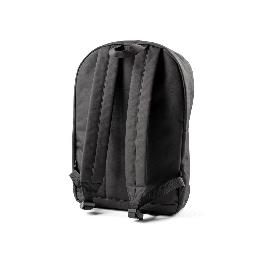 Tech Labs Patch Backpack Black