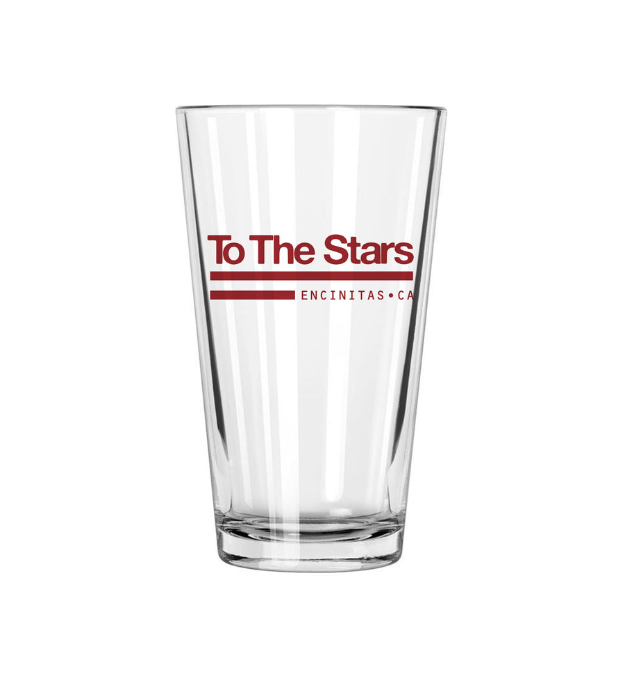 Tech Labs Pint Glass
