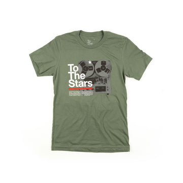 To The Stars Transmission T-Shirt Military