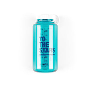 Vintage Bars 32oz Widemouth Nalgene Cerulean