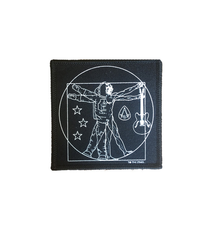 To The Stars... Vitruvian Patch - To The Stars...