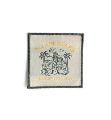 Wrecked Patch Vintage