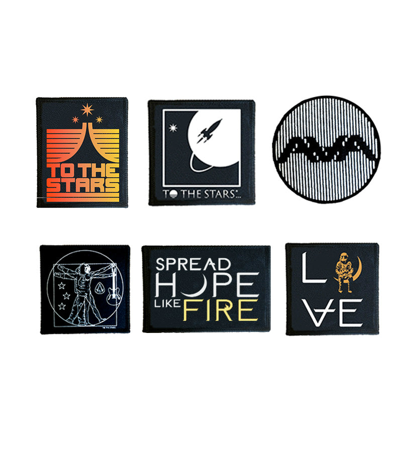 To The Stars... X Angels and Airwaves 2017 Patch Pack #2 - To The Stars...