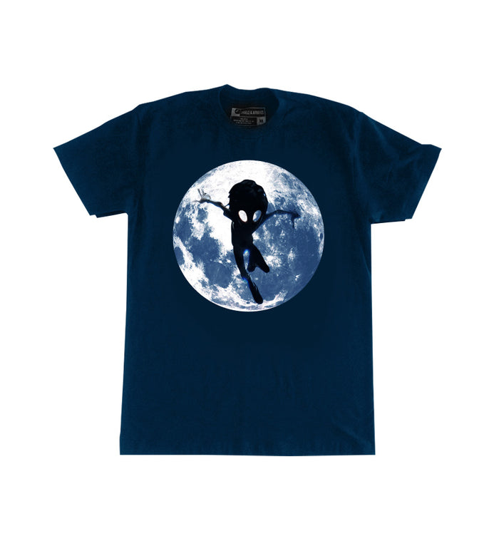 Tom Imagination T-Shirt Midnight Navy