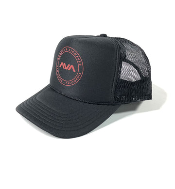 EDMPL Trucker Hat Black/Red