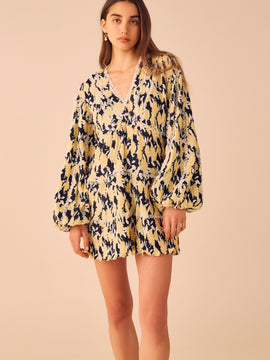 ENLIGHT LONG SLEEVE DRESS