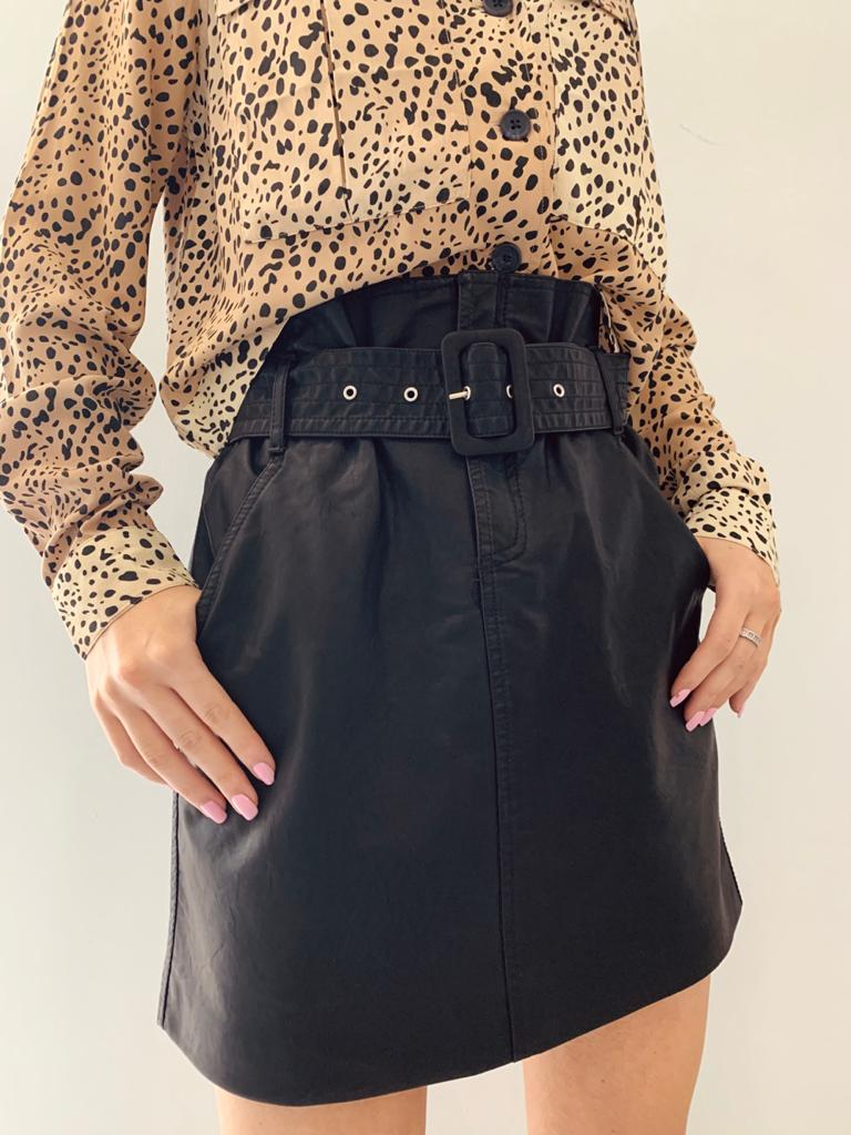 SKIRT BLACK DARK SECRET
