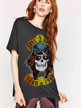 GUNS N ROSES CIVIL WAR TEE