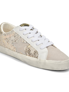 KATE GOLD SNEAKERS