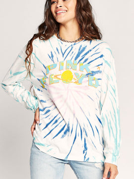 SPACE OVERSIZE LONG SLEEVE TEE