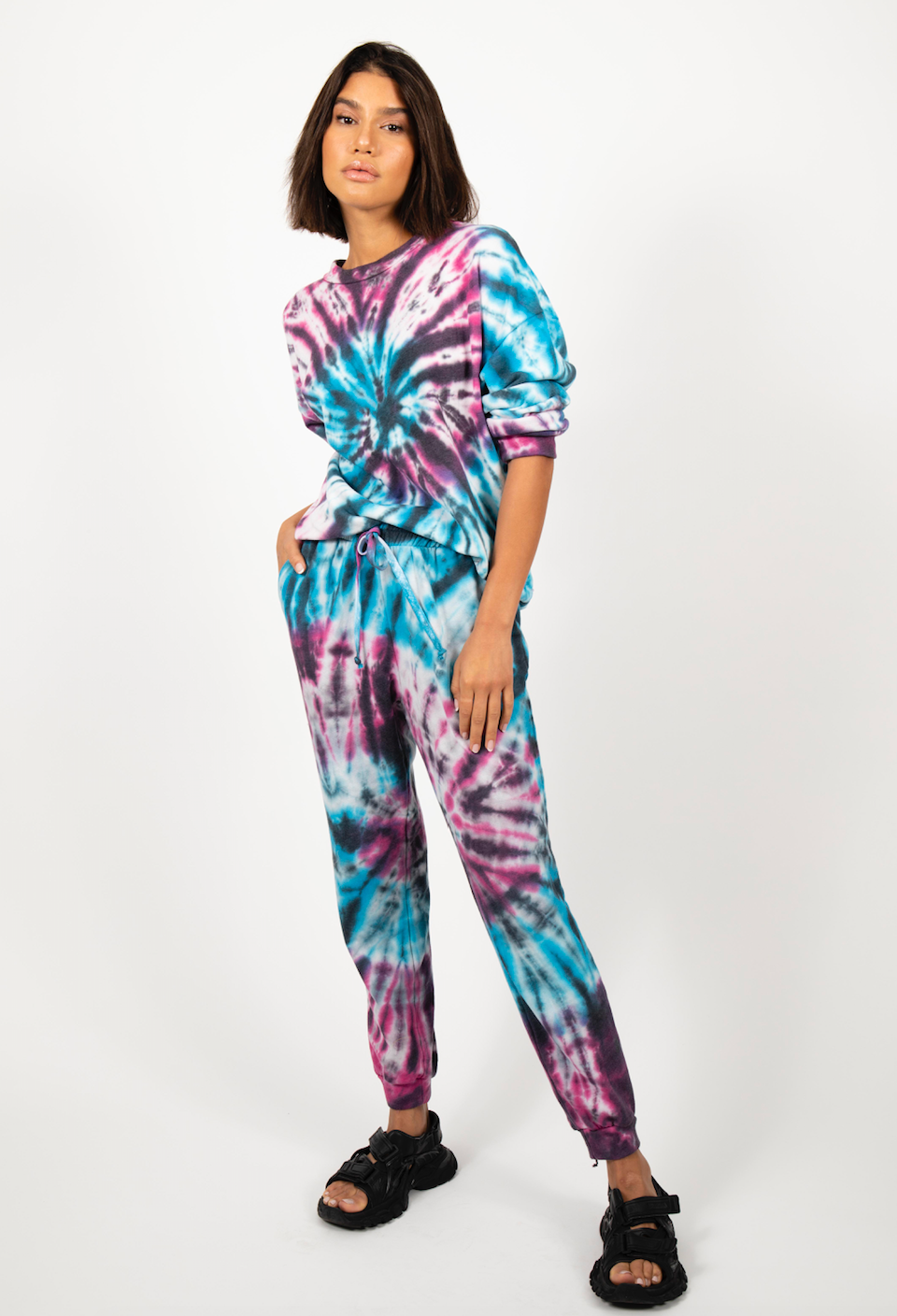 TIE DYE FRENCH SET