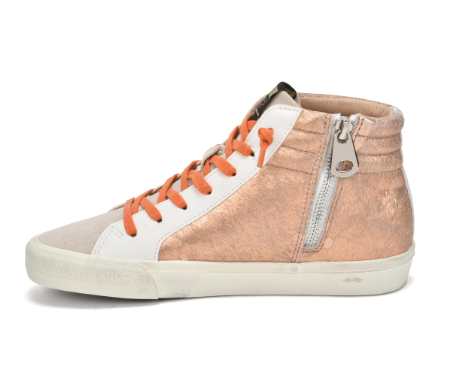 GOLDIE HIGH TOP SNEAKERS