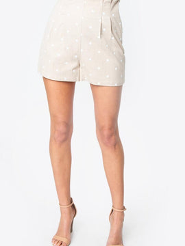 SALEM POLKA DOT SHORTS