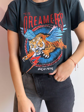THE DREAMERS TOUR VINTAGE TEE