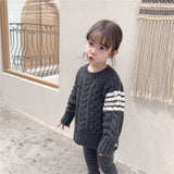 TB knit sweater kids + parents
