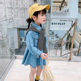 Elise Denim dress
